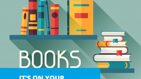 It's on your bookshelf by Jim Aitkin
