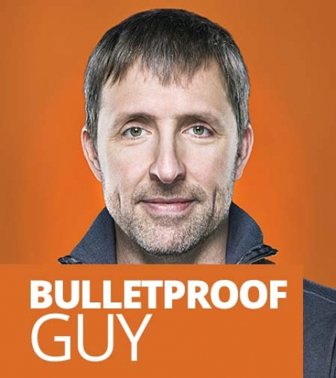Bulletproof guy by Dave Asprey