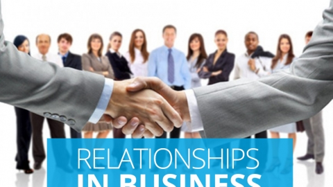 Relationships in business by Steve Bolton