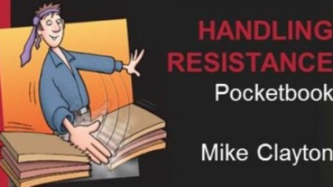 Handling Resistance by Mike Clayton