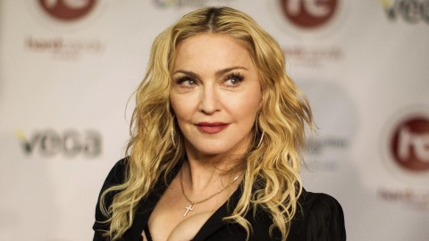 Madonna Queen of entertainment