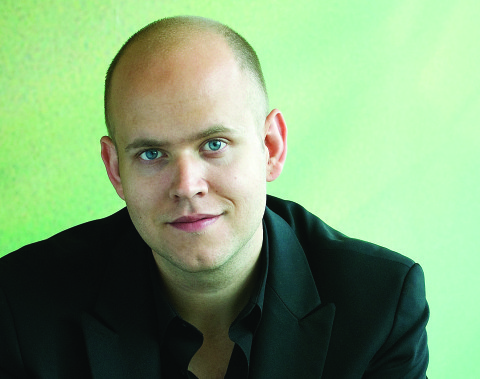 Hitting the spot: a Daniel Ek profile