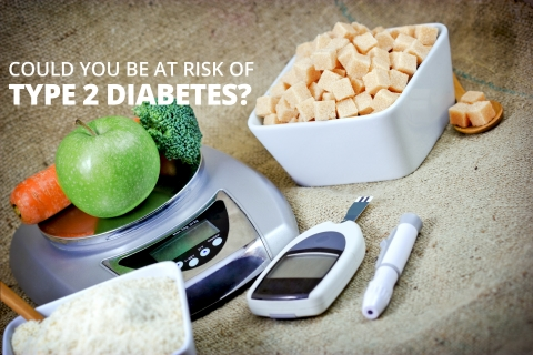 Could you be at risk of Type 2 diabetes? by Libby Dowling