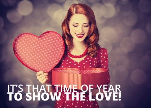 It's that time of year to show the love! by Bernardo Moya