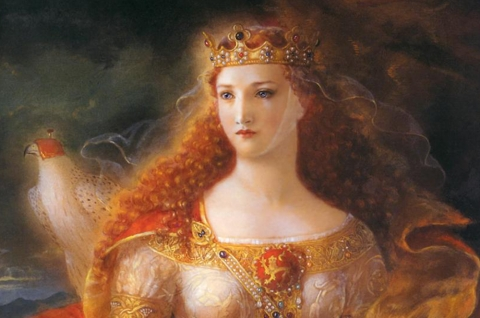Rocky Roads to Success: Eleanor of Aquitaine – A Talent for Staying in Power
