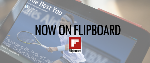 The Best You is now on Flipboard!