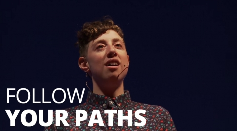 Follow your paths by Emilie Wapnick