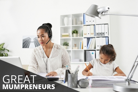 Great Mumpreneurs by Kate Tojeiro