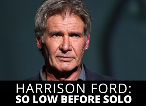 Harrison Ford: So low before Solo by The Best You