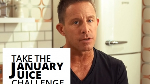 Take the January Juice Challenge by Jason Vale