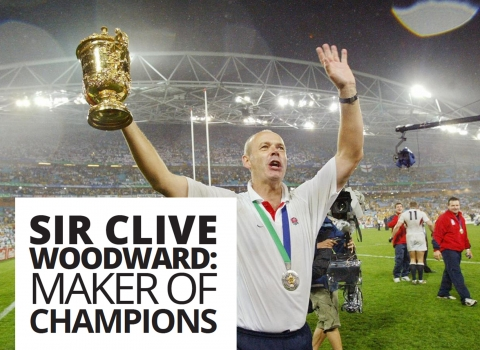 Sir Clive Woodward: Maker of champions by Bernardo Moya