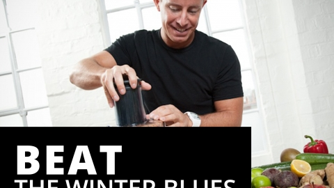 Beat the winter blues by Jason Vale