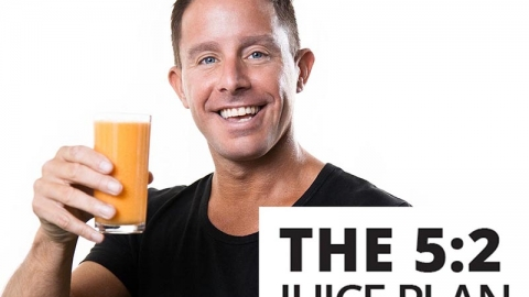 The 5:2 juice plan by Jason Vale