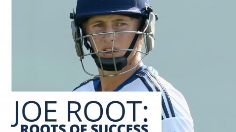 Joe Root: roots of success by The Best You