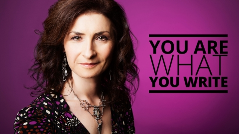 You are what you write by Julia McCutchen
