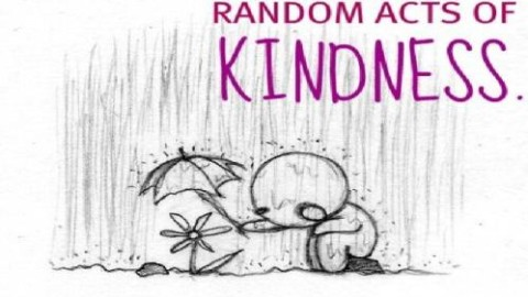 "Danny Wallace's ""Random Acts of Kindness"""