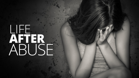Life after abuse- Dr Lisa Turner
