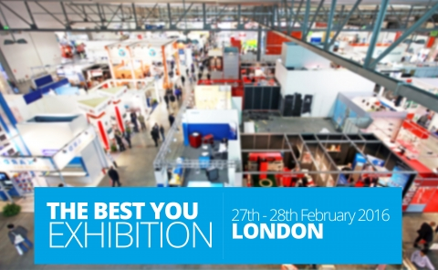 Join us at The Best You Exhibition (27th-28th February 2016) in London
