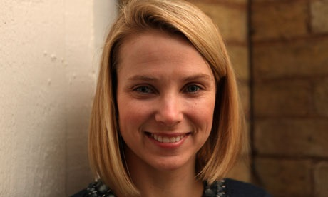 marissa mayer yahoo new ceo