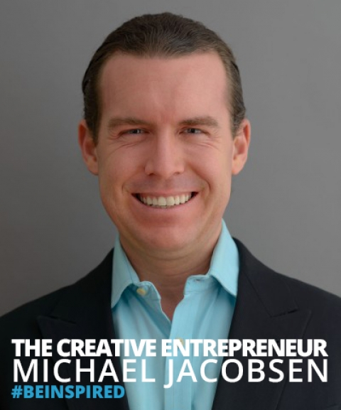 The Creative Entrepreneur: an interview with Michael Jacobsen