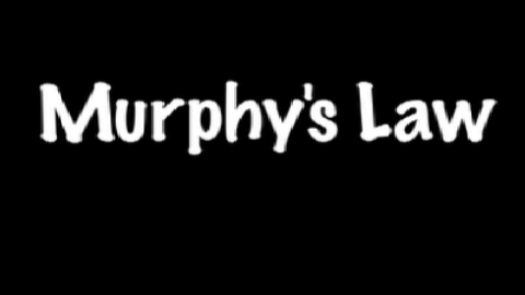 Murphy's Law by Jo Haigh