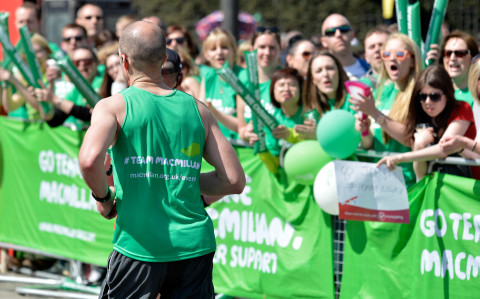 We support Macmillan by Macmillan Cancer Support