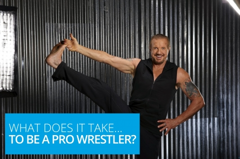 What Does It Take To Be A Pro Wrestler? An interview with Diamond Dallas Page