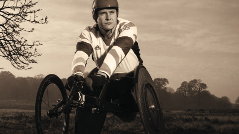 David Weir: Wheels Up by Rocky Road To Success