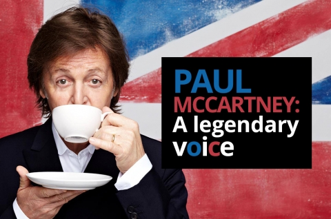 Paul McCartney: A legendary voice by The Best You
