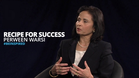 Recipe for success: an interview with Perween Warsi by Bernardo Moya