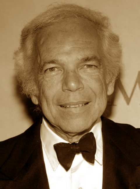 Ralph Lauren: Creating a life time's style