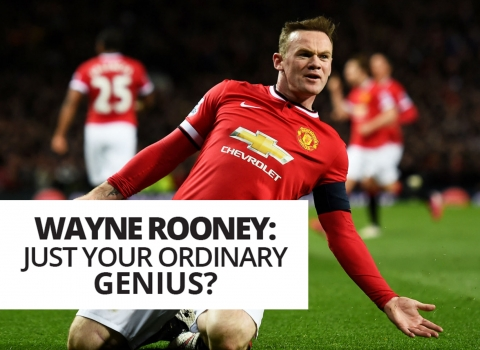 Wayne Rooney: Just your ordinary genius? by The Best You