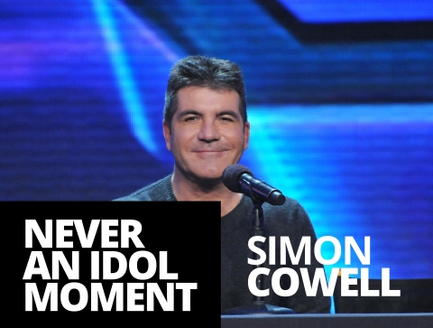 Simon Cowell – Never an idol moment by The Best You