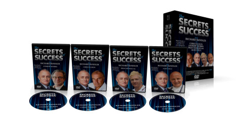 Secrets of Success DVDs, with Dr Richard Bandler – Review