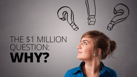 The $1 million question: Why? by Bernardo Moya
