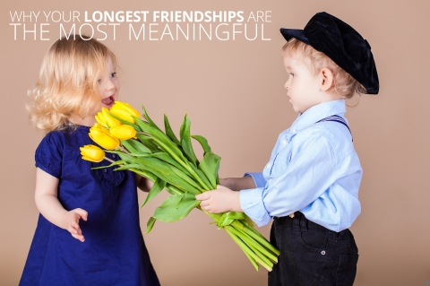 Why Your Longest Friendships Are The Most Meaningful by Andi Evans