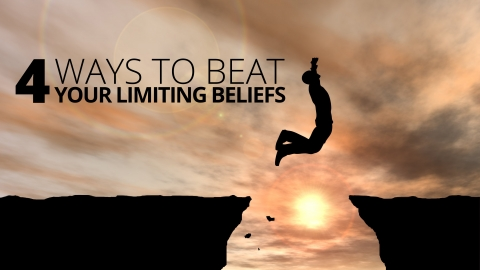 4 Ways To Beat Your Limiting Beliefs by Oscar Del Ben