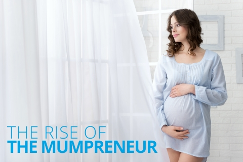 The rise of the mumpreneur