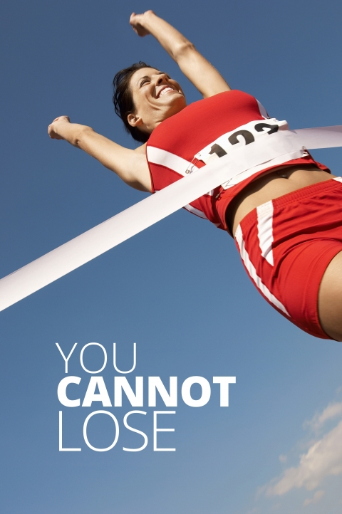 You cannot lose! – Jim Aitkins