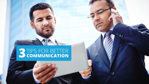 3 Tips For Better Communication by Rohan Weerasinghe