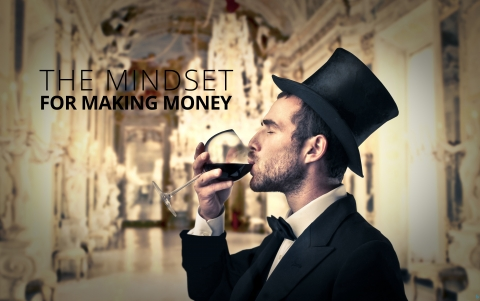 The Mindset for Making Money by Pam Grout