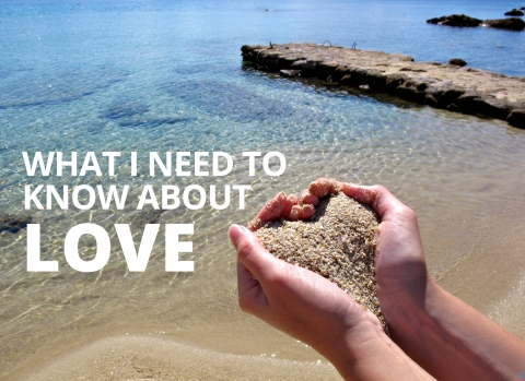 What I need to know about love – by Andi Evans