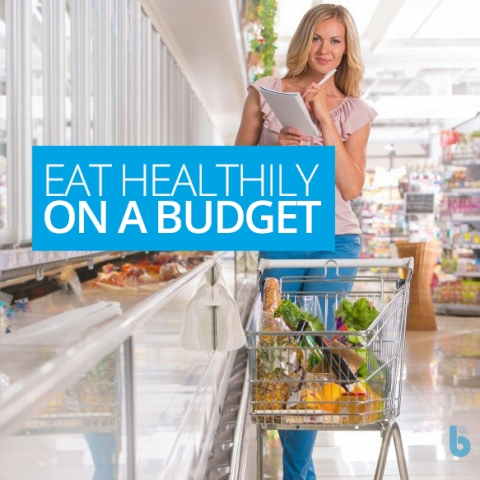 10 Ways To Eat Healthily On A Budget by Mel Wakeman