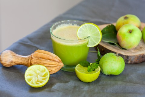 Diary of a juice cleanse by Zoë Henry