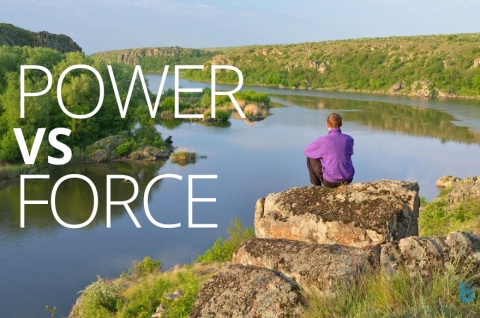 Power vs. Force: Part Two by David Hawkins