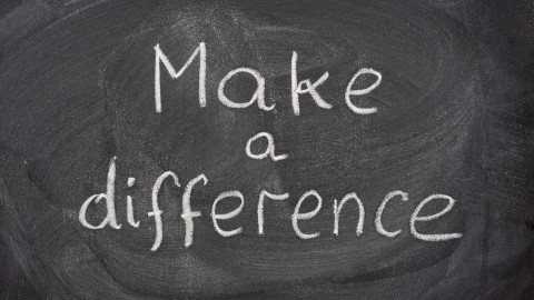 Are you making a difference? by Bernardo Moya