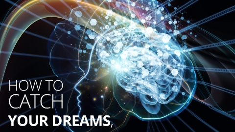 How To Catch Your Dreams – Literally! by Craig Sim Webb