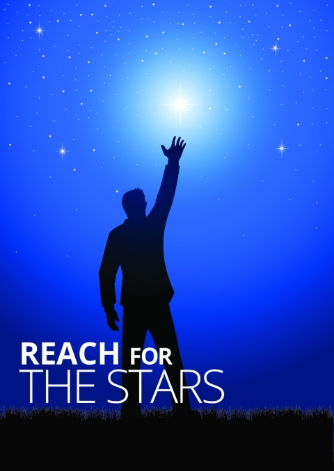 Reach for the Stars! by Tamsen Garrie