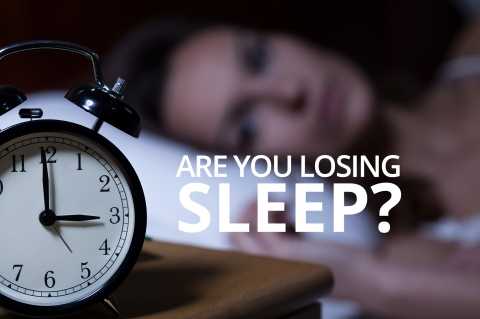Are you losing sleep? by Joseph Emet & Paul McKenna