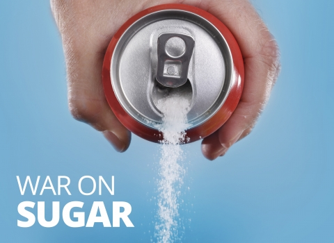 War on Sugar by Bernardo Moya
